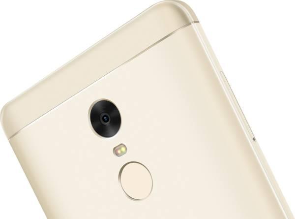 Xiaomi Redmi Note 4 (Gold, 4GB RAM, 32GB)