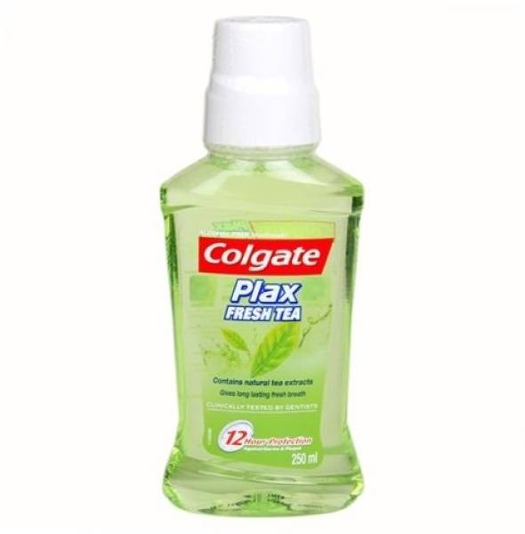 Colgate Plax Fresh Tea Mouth Wash (250ML)