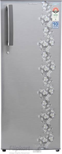 Kelvinator 245 L Direct Cool Single Door 5 Star Refrigerator (KO255LTPG, Grey Pastle)