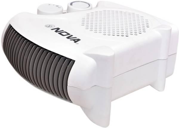 Nova NH-1257 Fan Room Heater (White)