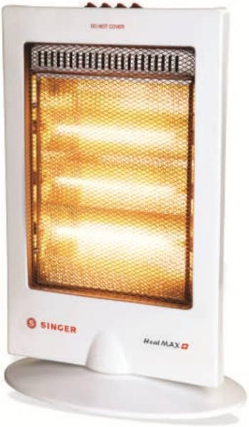 Singer Quartz Room Heater (White)