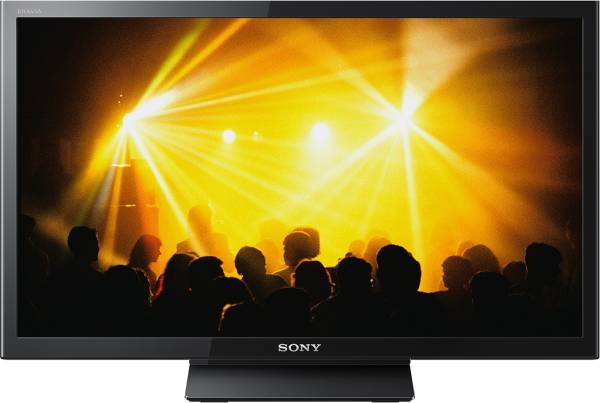 Sony 29 Inches HD Ready LCD TV (KLV-29P423D, Black)