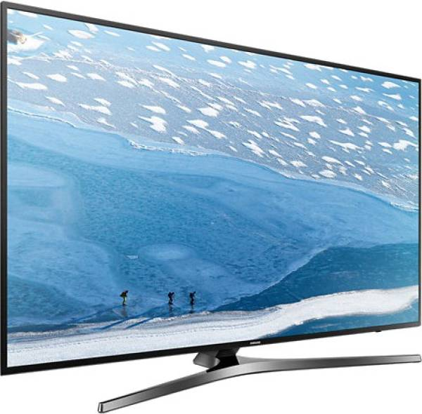 Samsung 49 Inches Ultra HD (4K) LED Smart TV (49KU6470, Black)