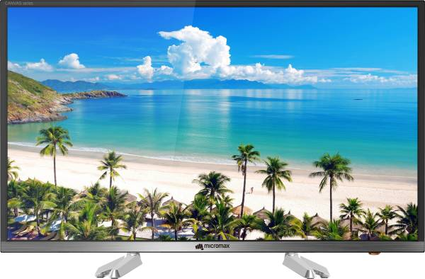 Micromax 32 Inches HD Ready LED Smart TV (32 CANVAS-S)