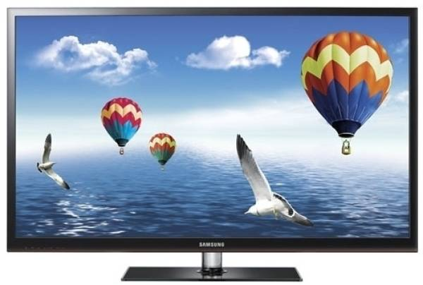 Samsung 43 Inches HD PLASMA 3D TV (PS43D490)