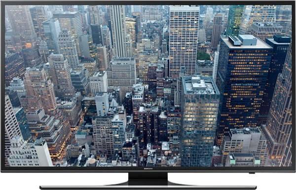Samsung 40 Inches Ultra HD (4K) LED Smart TV (40JU6470, Black)