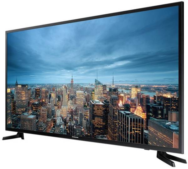 Samsung 48 Inches Ultra HD (4K) LED Smart TV (48JU6000, Black)
