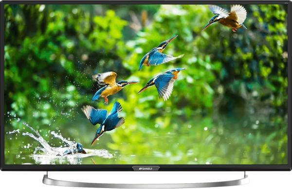 Sansui 48 Inches Full HD LED TV (SKQ48FH-ZF, Black)