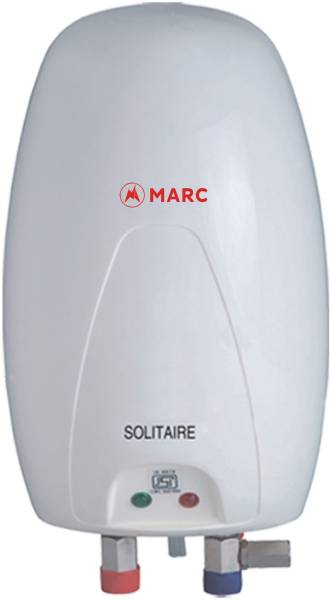 Marc 3L Instant Water Geyser (Instant, Ivory)