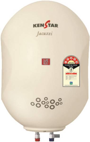 Kenstar 10L Storage Water Geyser (KGS10W5P-GDE, Ivory)