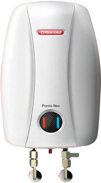 Racold 3L Instant Water Geyser (Pronto Neo, White)