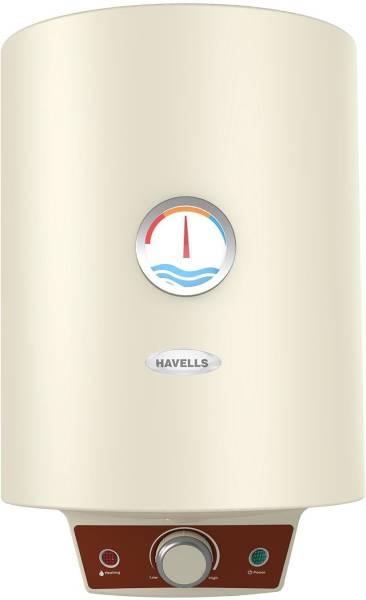 Havells 25L Storage Water Geyser (Monza EC, Ivory)