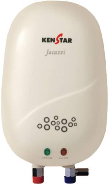 Kenstar 3L Instant Water Geyser (Jacuzzi KGT03W1P, Ivory)