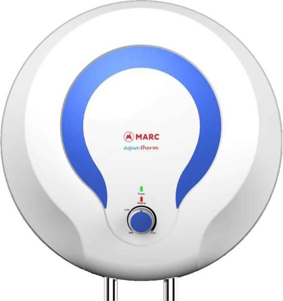Marc 10L Storage Water Geyser (Aquatherm, White)