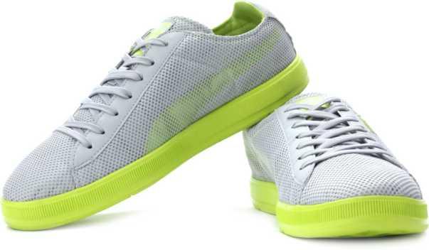 rookie once Coalescence  Puma Bolt Lite Low Mid Ankle Sneakers For Men - Buy Gray Violet, Lime Punch  Color Puma Bolt Lite Low Mid Ankle Sneakers For Men Online at Best Price -  Shop Online