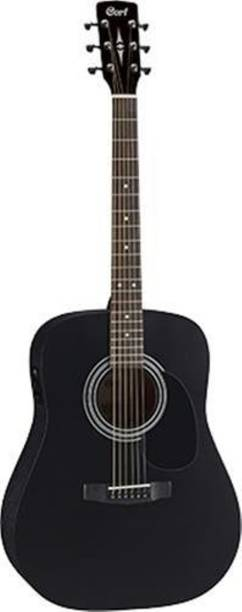 Cort AD810E Semi-acoustic Guitar Linden Wood Rosewood Right Hand Orientation