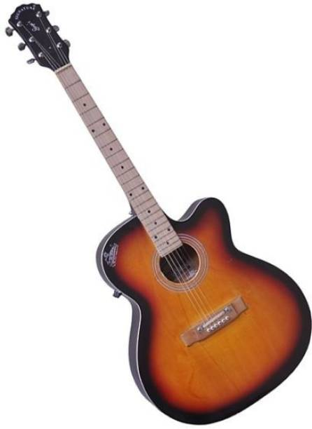 Signature Musicals BRWNT01 Acoustic Guitar Steel Rosewood Right Hand Orientation