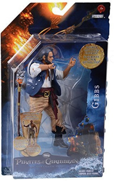 Pirate of the caribbean toys