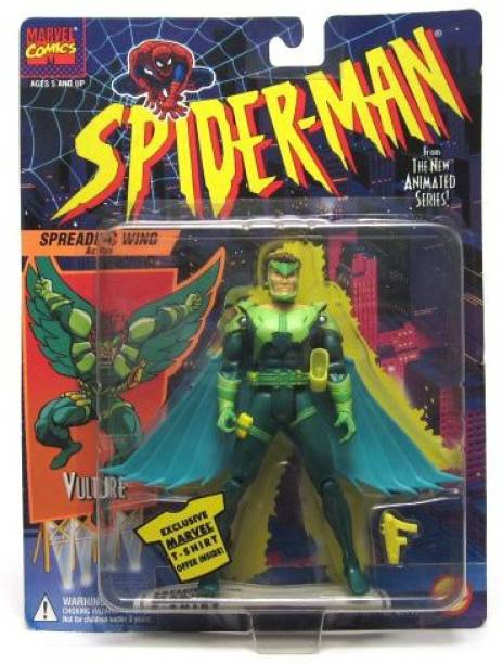 Spiderman Vulture * Spreading Wings * 1994 The New Animated Series