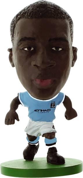 SoccerStarz Manchester City Yaya Toure - Home Kit 2014 Figure