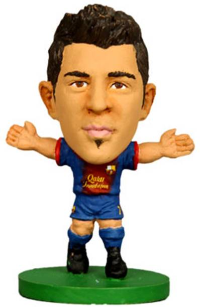 SoccerStarz F.C.Barcelona David Villa
