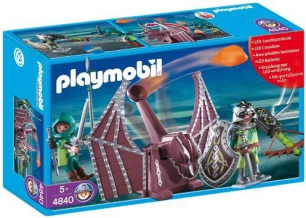 playmobila dragons catapult