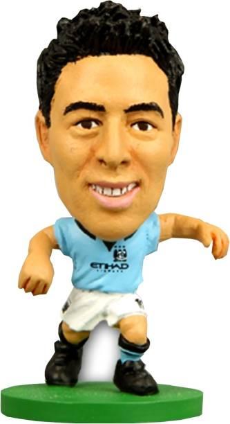 SoccerStarz Manchester City Nasri - Home Kit 2014 Figure