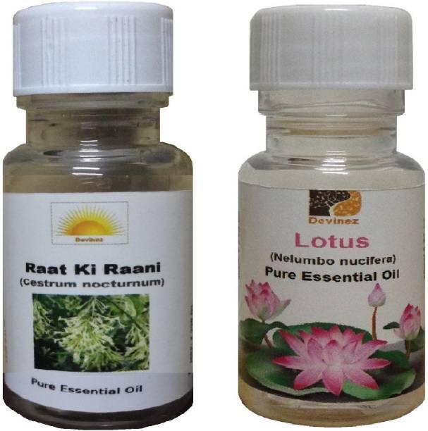 Devinez Lotus, Raat Ki Raani Aroma Oil