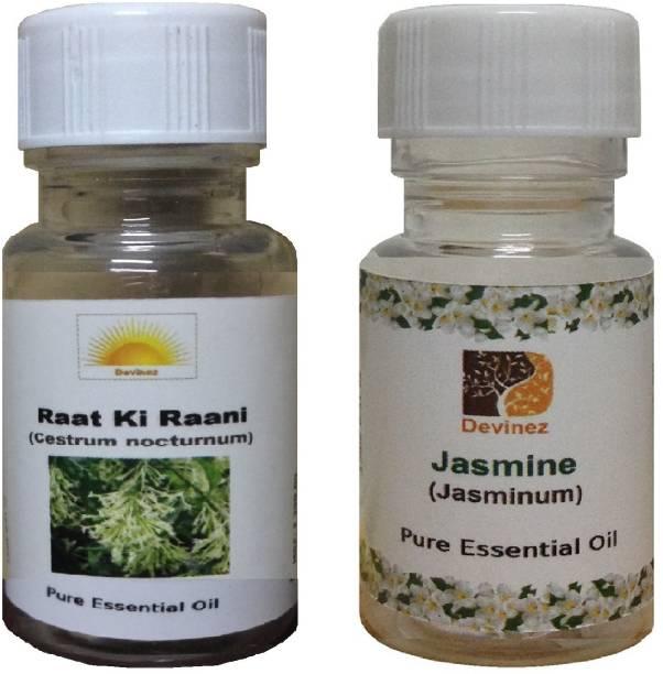 Devinez Jasmine, Raat Ki Raani Aroma Oil