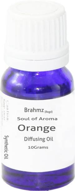 Brahmz Orange