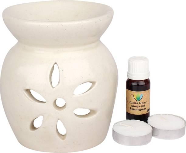 Aroma Decor Lemongrass Diffuser Set