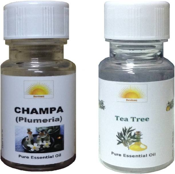 Devinez Champa, Tea Tree Aroma Oil