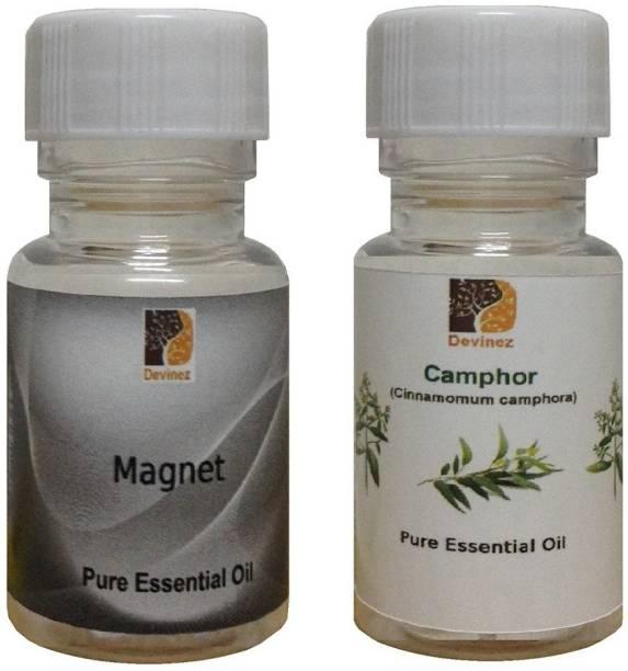 Devinez Magnet, Camphor Aroma Oil