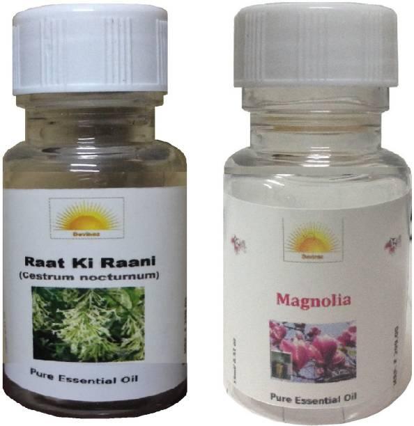 Devinez Magnolia, Raat Ki Raani Aroma Oil