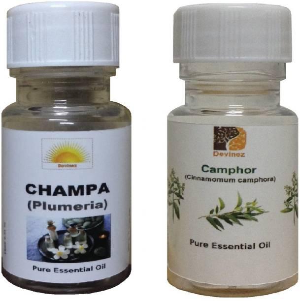 Devinez Champa, Camphor Aroma Oil