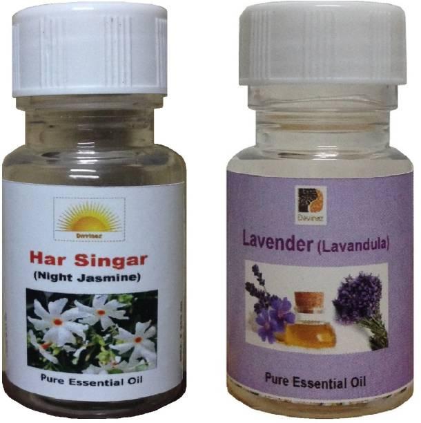 Devinez Lavender, Har Singar Aroma Oil