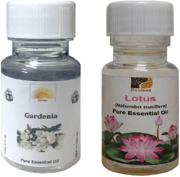 Devinez Lotus, Gardenia Aroma Oil