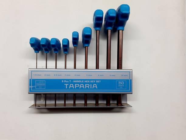 TAPARIA TAKM9 Allen Key Set