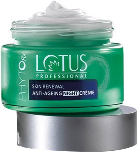 Lotus Professional Phytorx Anti Ageing Night Cream
