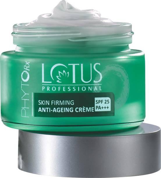 LOTUS MAKE - UP PROFESSIONAL PHYTO-Rx Skin Firming Antiaging Creme Spf-25