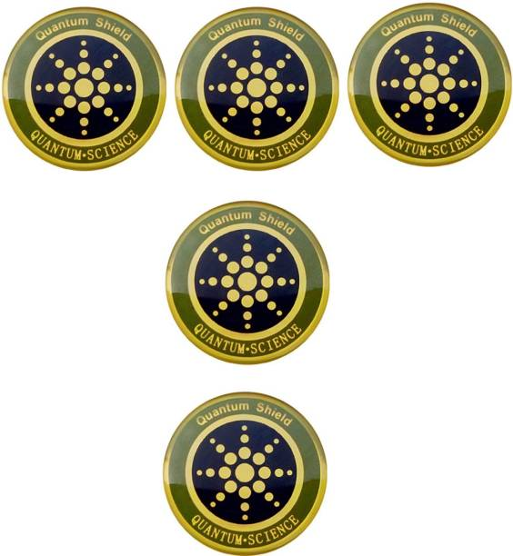 Link+ QUANTUM SHIELD PACK OF 5 Anti-Radiation Chip