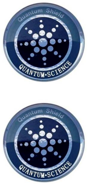 Link+ QUANTUM SHIELD PACK OF 2 Anti-Radiation Chip