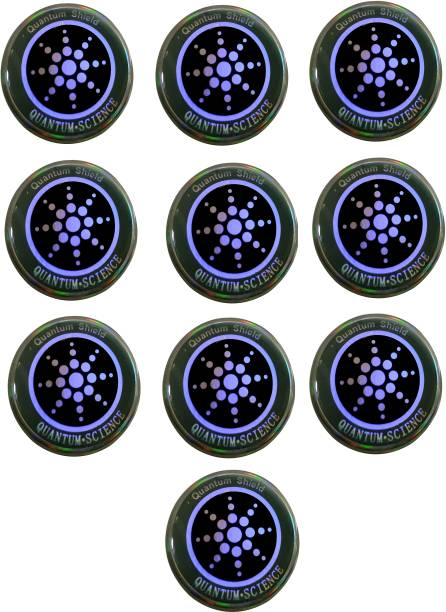 Link+ Quantum Shield Pack Of 10 Anti-Radiation Chip