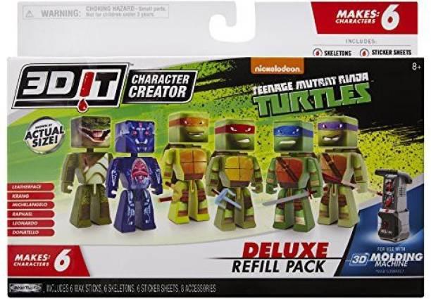 3d Character Creator Art Craft Kits - Buy 3d Character Creator Art