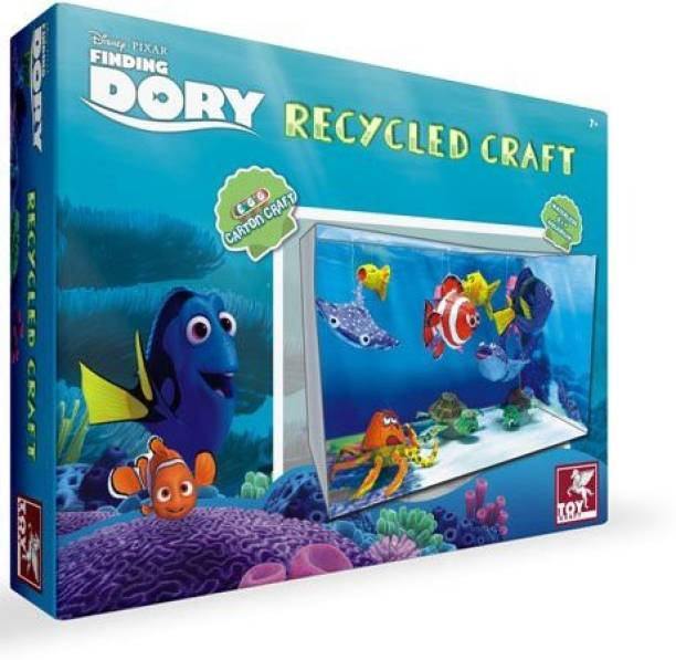 Smartcraft Finding Dory - Recycled Craft