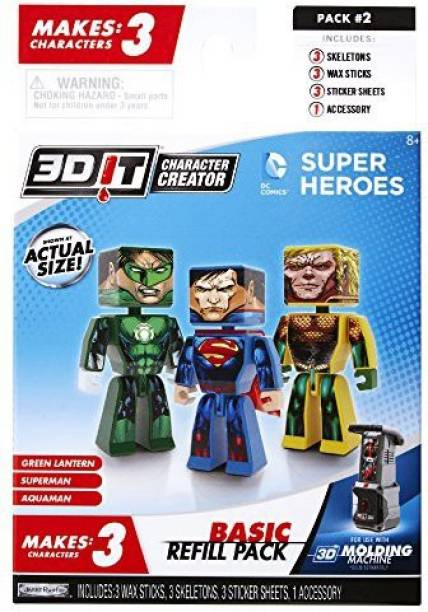 3d Character Creator Toys - Buy 3d Character Creator Toys Online at