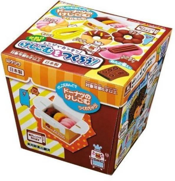 Kawaii art craft kits buy kawaii art craft kits online at best kawaii 1 x diy eraser making kit to make yourself donut eraser solutioingenieria Gallery