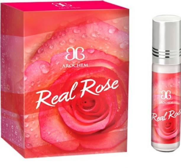 AROCHEM REAL ROSE Herbal Attar