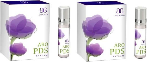 AROCHEM Aro PDS (Pack of 2) Herbal Attar