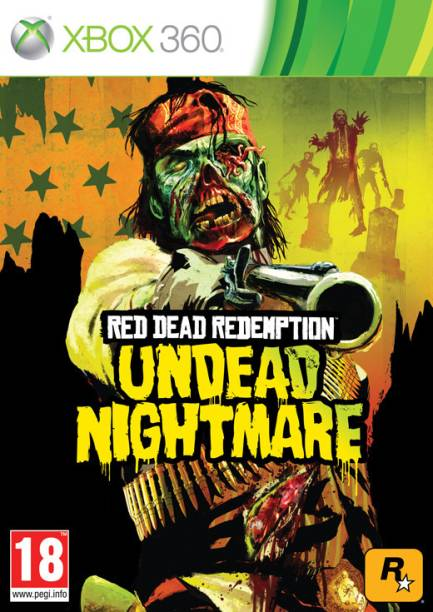 Red Dead Redemption: Undead Nightmare (Add On)